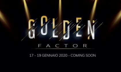 Vioff Golden Factor Educatione & Talents: dal 17 al 19 gennaio