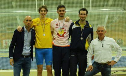 Atletica indoor: Dester e Pezzolato protagonisti nell'eptathlon di Padova