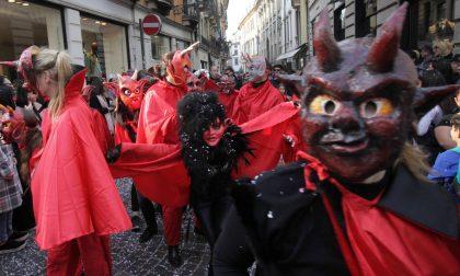 Carnevale di Vicenza, sfilata di carri mascherati il 22 febbraio