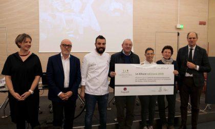 Vanessa Piani vince la borsa di studio dello chef Alberto Basso