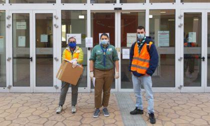 Oltre 15 mila mascherine distribuite da oggi esclusivamente alle persone con fragilità