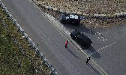 Carabinieri Schio, controlli con il drone ieri: 6 multati