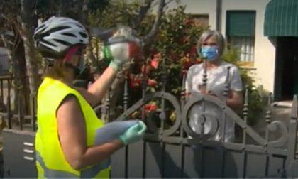 """""""Pronto asparago by bike"""", servizio a domicilio a Bassano del Grappa"""