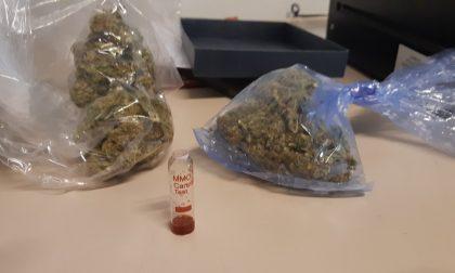 Spaccio di droga, denunciati due giovani appena maggiorenni di Dueville