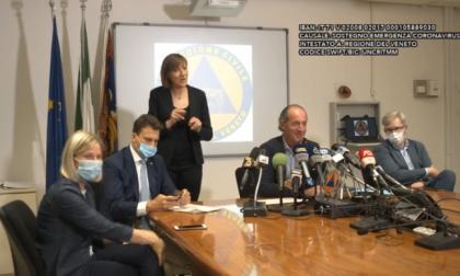 """Coronavirus in Veneto, 22 piccoli focolai attivi. Zaia: """"Non mettiamo a repentaglio grande lavoro"""""""