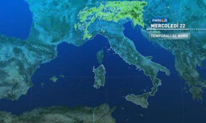 Previsioni meteo, aumenta il caldo ma fino a mercoledì: poi torna l'instabilità