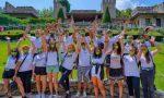 Melissa Satta permetterà a 116 ragazzi di diverse associazioni di andare a Gardaland