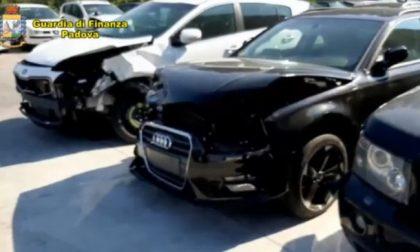 Importazione di auto usate, scoperta frode fiscale internazionale: sequestro da 2 milioni di euro
