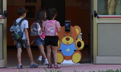 """Orsetto anti-Covid a scuola, azienda vicentina lancia le colonnine """"misura febbre"""" per bambini"""