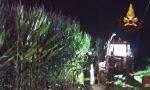 Gamba incastrata nella fresa, agricoltore di Camisano in ospedale in codice rosso