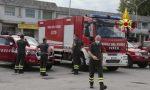 Incendi L'Aquila, anche i Vigili del fuoco vicentini in Abruzzo per domare le fiamme – GALLERY