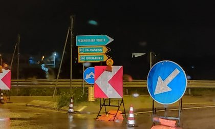 """Superstrada Pedemontana Veneta allagata: """"Colpa dell'inadeguatezza del sistema di raccolta delle acque piovane nei campi"""" – VIDEO e GALLERY"""