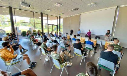 """Ritorno a scuola, l'assessore regionale Donazzan sceglie la """"Palladio"""" di Vicenza per inaugurare il nuovo anno"""