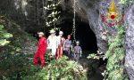 Grotta della Poscola, centrato in pieno da un masso: speleologo ucciso