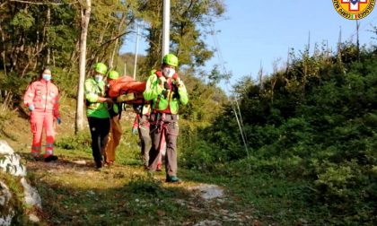 Tragedia sul Monte Pasubio, cade nel vuoto per oltre 150 metri: morto 24enne americano – FOTO