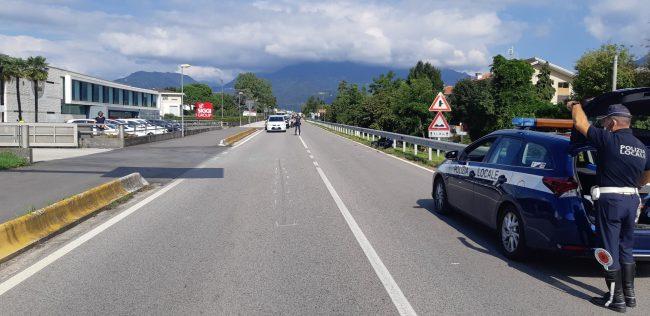 San Vito di Leguzzano, scontro tra auto e scooter: grave centauro 68enne di Malo
