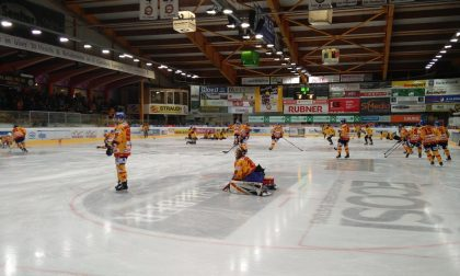 Asiago Hockey, preparazione stoppata dal Covid: in squadra ci sono dei positivi