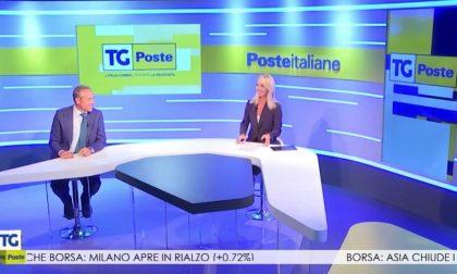 Poste Italiane va in onda con TG Poste