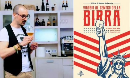 """""""Viaggio al centro della birra"""": gli Usa birrari in un libro"""