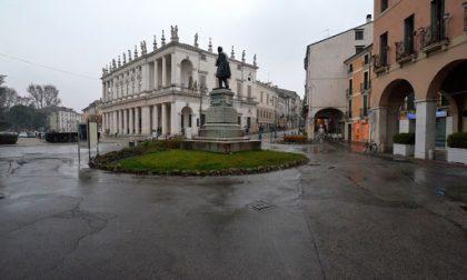 Grossa perdita d'acqua in Piazza Matteotti a Vicenza: si è rotto un tratto dell'acquedotto!