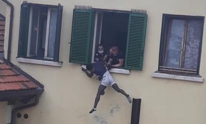 Post lockdown a Schio, il richiedente asilo che si lanciò dalla finestra: salvato dagli agenti