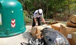 Abbandono rifiuti a Valdagno: controlli costanti, 14 verbali staccati nel primo semestre
