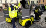 Poste Italiane: a Schio in servizio i nuovi tricicli elettrici