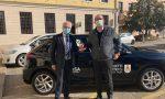 Comune di Schio, nuova auto in comodato d'uso gratuito grazie al Gruppo Barchetti