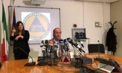 """Covid Center, Zaia: """"Siamo pronti""""   +3000 positivi in Veneto   Dati 30 ottobre 2020"""
