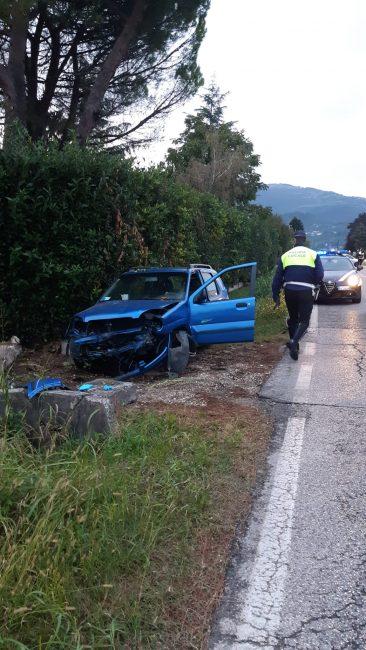 Perde il controllo dell'auto e si schianta a Zugliano: grave un 52enne di Zanè