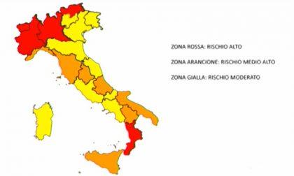 """Sospiro di sollievo, il Veneto resta in fascia gialla! Ma Zaia tuona: """"Così non va"""""""