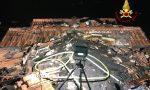 Paura a Trissino, tetto di un'abitazione in fiamme: probabile malfunzionamento della canna fumaria – FOTO