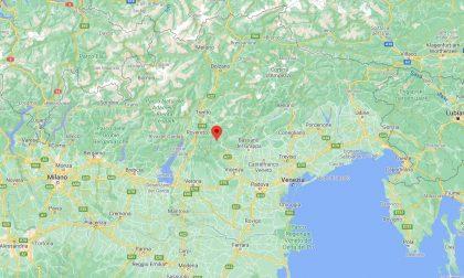 Scossa di terremoto fra Vicenza e Trento