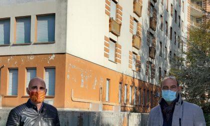 """Ex Ospedale De Lellis: """"Da demolire o può essere riutilizzato in questa fare di emergenza?"""" VIDEO"""
