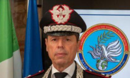Dopo 41 anni di servizio il Generale di Brigata Roberto Campana va in pensione: lavorò anche a Vicenza