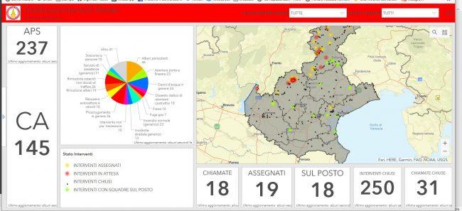 Maltempo nel Vicentino, Bacchiglione sotto stretta osservazione: numerosi danni in provincia - VIDEO e GALLERY