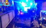 Tragedia sfiorata a Valstagna, appartamento in fiamme: 66enne salvata dai Vigili del fuoco. Era svenuta
