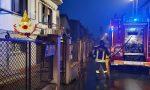 Incendio a Vicenza, palazzina evacuata: anziana in salvo – FOTO
