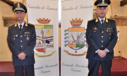 Guardia di Finanza Vicenza, cambio al vertice del Nucleo di Polizia economico finanziaria: Rizzo nuovo comandante