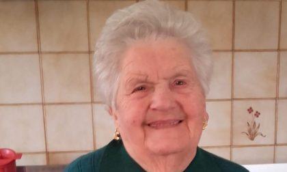 Domani compie 100 anni Dina Alberton, nonna della vicesindaco Valentina Fietta