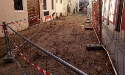 Al via la seconda fase del cantiere in via Mazzini a Schio