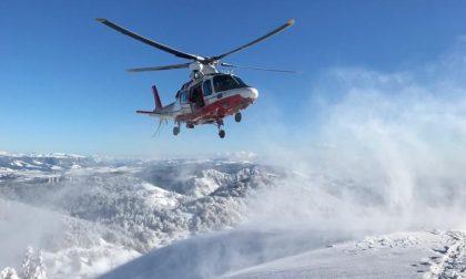 Intervento pulizia neve dai ripetitori radio sul monte Caina, Novegno e Pizzoc – GALLERY