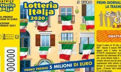Lotteria Italia, 50mila euro anche a Bassano: quinto premio nel veneziano