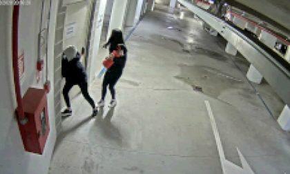 """Estintore svuotato e danni al parcheggio """"Nova Thiene"""": identificate e sanzionate quattro minorenni"""
