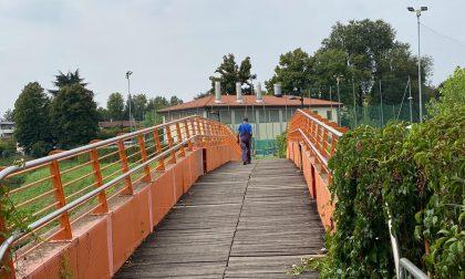Passerella ciclopedonale tra le piscine e viale Trento, entro marzo via ai lavori