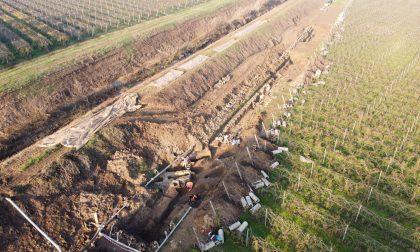 Eccezionale scoperta a Sarego: dagli scavi spunta un'estesa necropoli di età longobarda