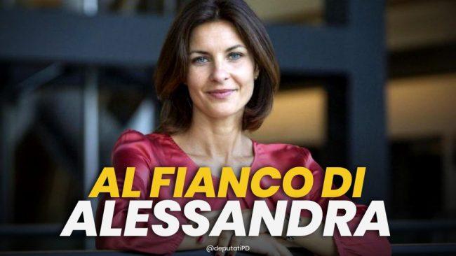 Bomba carta esplode sotto casa dell'eurodeputata Alessandra Moretti