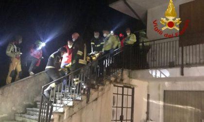 Ricerca finita, Gianfranca è viva e sta bene: era nell'appartamento di sopra