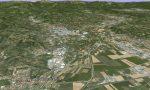 Progetto di laminazione del torrente Chiampo, ampliamento bacino presentato a Montebello Vicentino