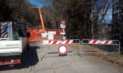 Pericolo caduta massi, chiusa la Provinciale 140 sul Grappa
